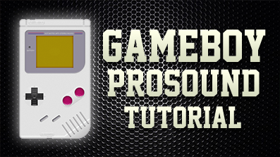 Game Boy ProSound Mod – so geht's!