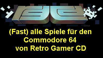 RGCD (Retro Gamer CD) – Neue Spiele für klassische Plattformen