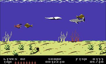 Mollusk Redux (C64)