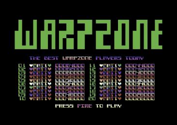 Warpzone (C64)