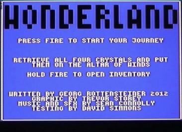 Wonderland (C64)