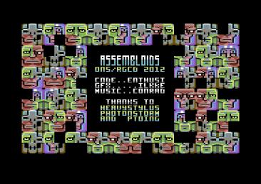 Assembloids (C64)