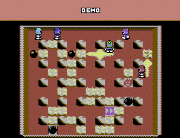 Bomberland (C64)