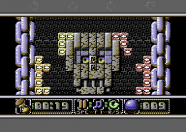 Gravitrix (C64)