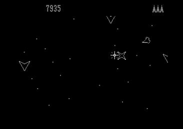 MineStorm (C64)