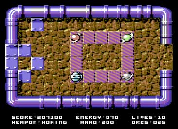 Moonspire (C64)