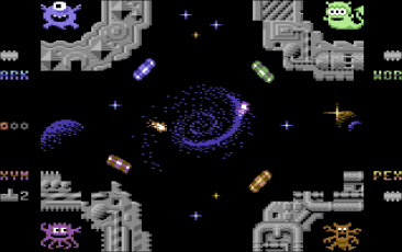 Space Lords (C64)