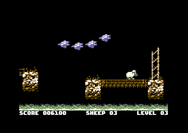 Woolly Jumper (C64)