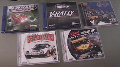 Dreamcast Racing Games: Rally und Offroad