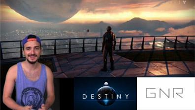 Destiny Beta Test / Review – Germany Needs Retro