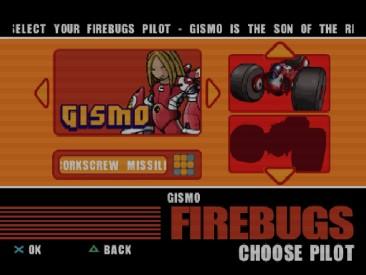 """Firebugs Driver """"Gismo"""""""