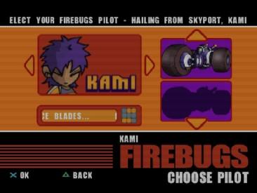 "Firebugs Driver ""Kami"""