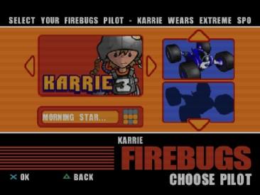 "Firebugs Driver ""Karrie"""