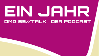 1 Jahr DMG´89 Talk