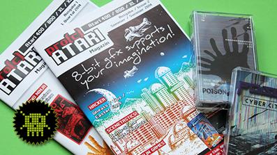PIXELKITSCH #123: ATARI Fanzine und Pokey-Chiptunes
