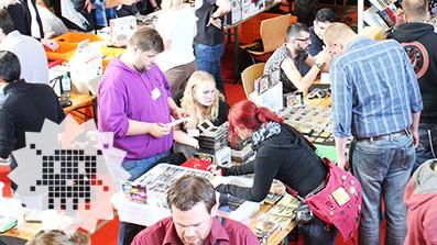 PIXELKITSCH #124: Retrobörse 2014 in Bochum