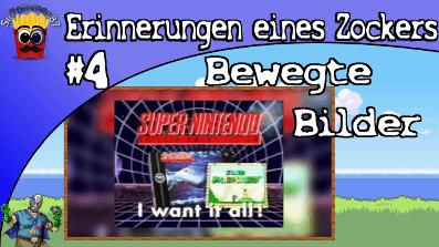 Erinnerungen eines Zockers #4 – Videospiel-TV-Werbespots
