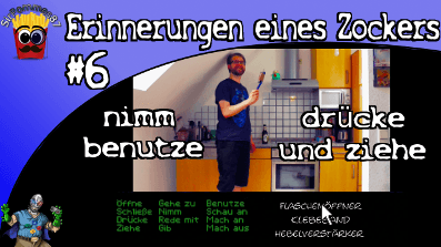 Erinnerungen eines Zockers #6 – Point-and-Click-Adventure
