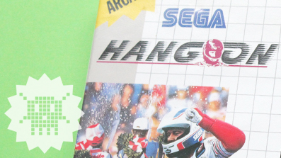 PIXELKITSCH #132: HANG ON für Master System