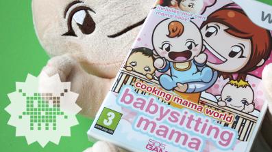 PIXELKITSCH #133: BABYSITTING MAMA