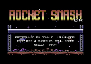 Rocket Smash EX