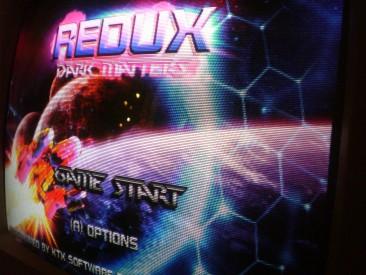 Redux 1.1 Titelbild CRT