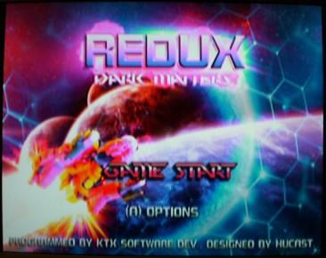 Redux 1.0 Titelbild LCD