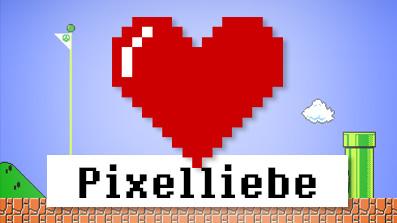 Pixelliebe – Mein erstes Mal