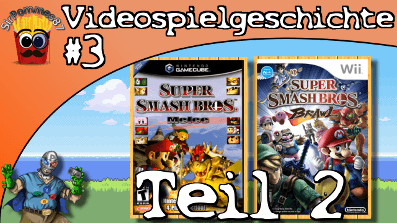 Videospielgeschichte #3 – Super Smash Bros. Teil 2