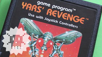PELKITSCH #138: Yars´Revenge für das Atari VCS 2600