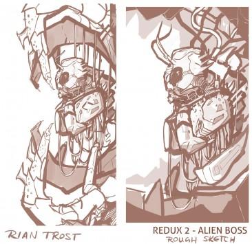 Redux 2 Skizze