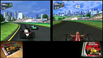 Formel 1 und so für Dreamcast