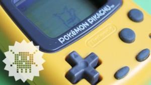 PIXELKITSCH Pokemon Pedometer