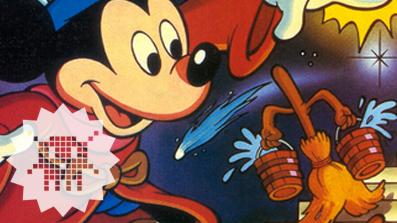 PIXELKITSCH #149: Fantasia für Mega Drive und Sorcerer´s Apprentice für Atari VCS 2600