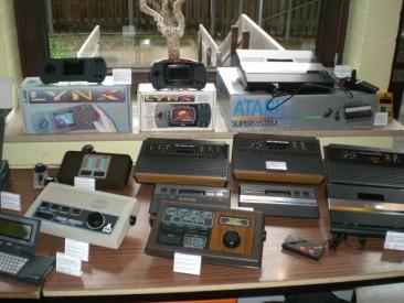 Atari Sammlung