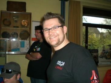 Björn Baranski (Organisator)