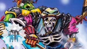 Mutant League Hockey PIXELKITSCH