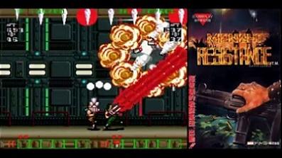 Kraut & Rüben & Videospiele 49: Midnight Resistance