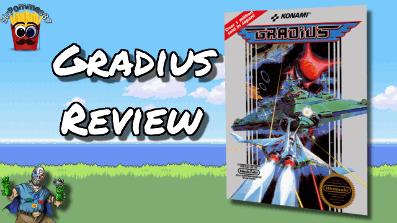 Gradius (NES) – Review