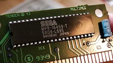 Grind Stormer (Sega Genesis) reparieren
