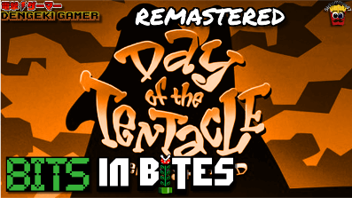 Day of the Tentacle Remastered – Bits in Bites