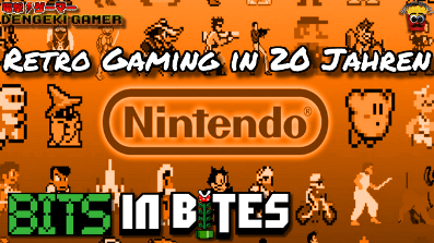 Retro Gaming in 20 Jahren – Bits in Bites