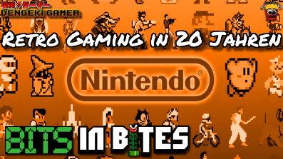 Retro Gaming in 20 Jahren – Bits in Bites
