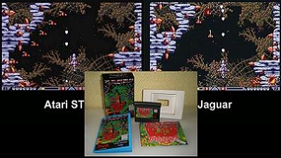 Xenon 2 für Atari Jaguar