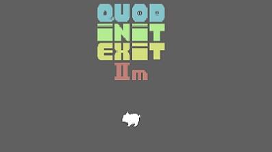 Quod Init Exit IIm (C64)