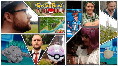 Grugapark Poké-Liga 2016 – Ein Abenteuer