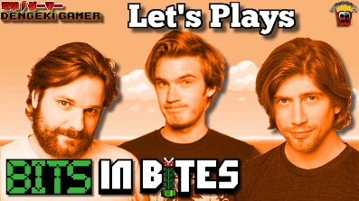 Let's Plays mit Gast Moleplay | Bits in Bites