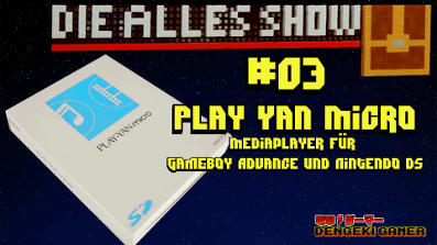 Nintendo Play Yan Media Player | Die Alles Show #03