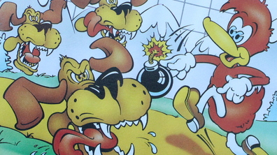 PIXELKITSCH #166: Dynamite Düx für Master System