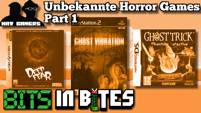 Unbekannte Horror Games Part 1 | Bits in Bites